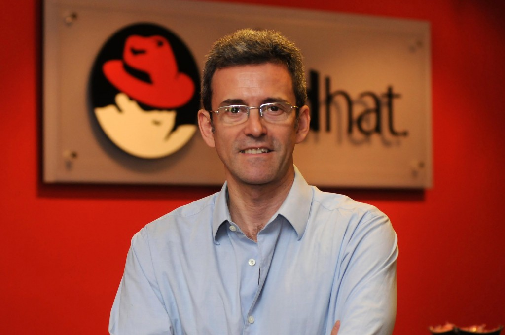 RED HAT - Javier Haltrecht (5) - Gerente de Marketing SOLA y Andina