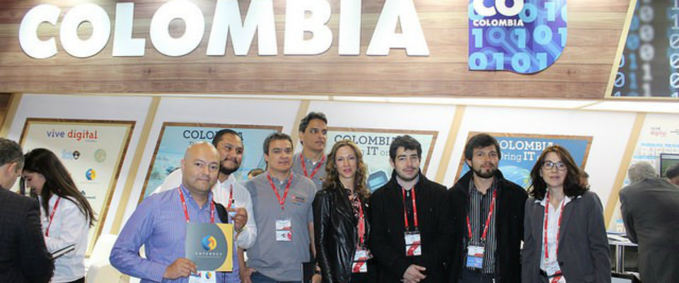 Emprendedores colombianos en el GSMA Mobile World Congress