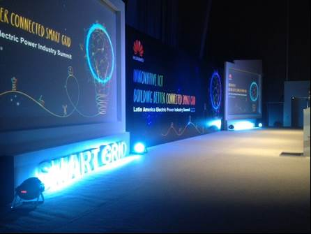 Huawei realizó el Huawei Latin America Power Industry Summit 2015