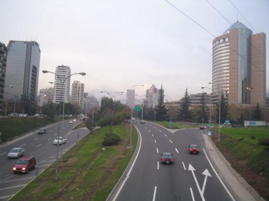 carreteras chile