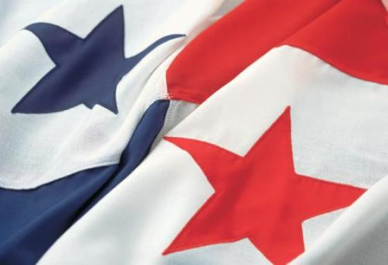 the flag of Panama