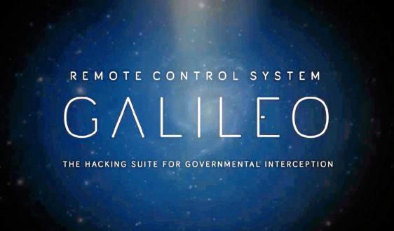 GALILEO ESPIONAJE