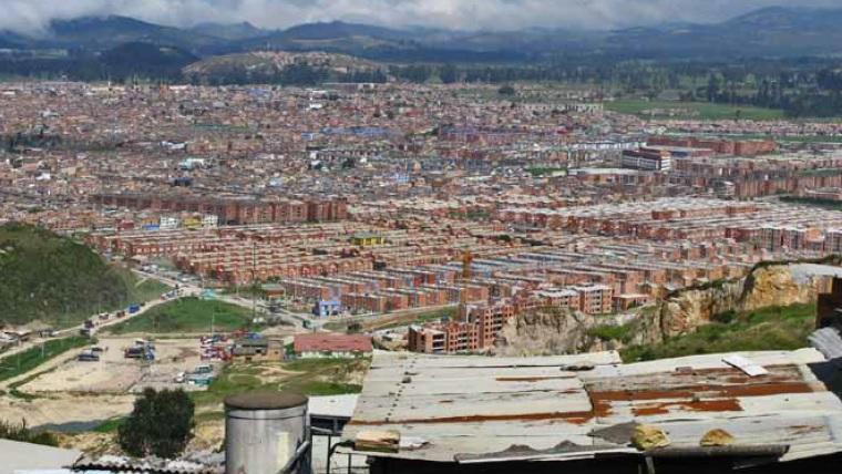 SuApp ha aterrizado primero en Soacha, al sur de Bogotá.