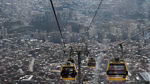 la paz bolivia teleférico