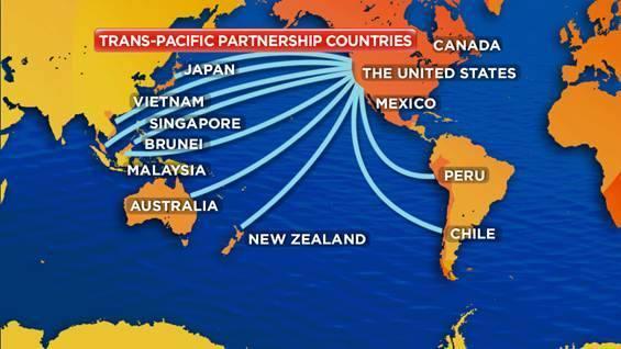tlc ttp tratado libre comercio pacifico