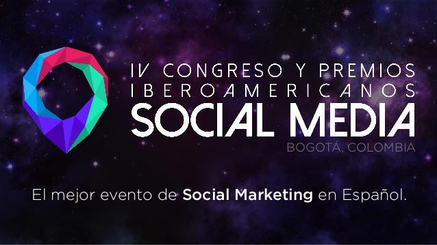 IV Congreso y Iberoamericano Social Media