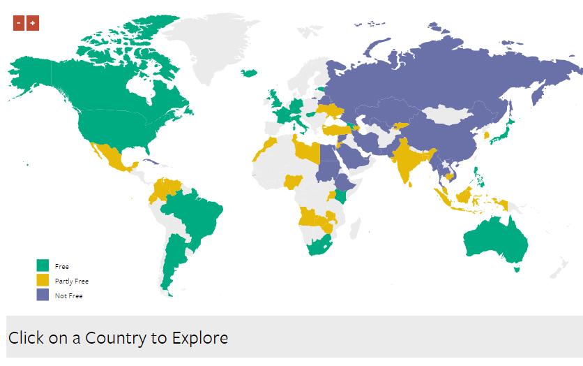 mapa internet libertad