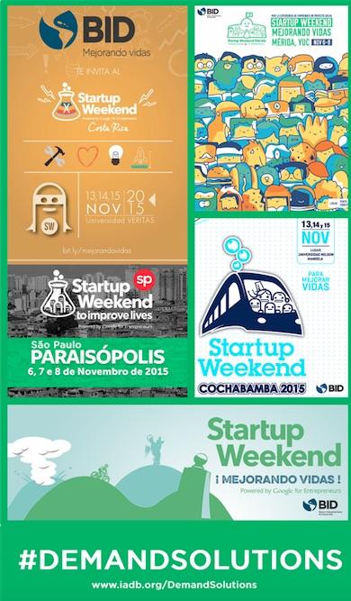 Startup Weekend 2015
