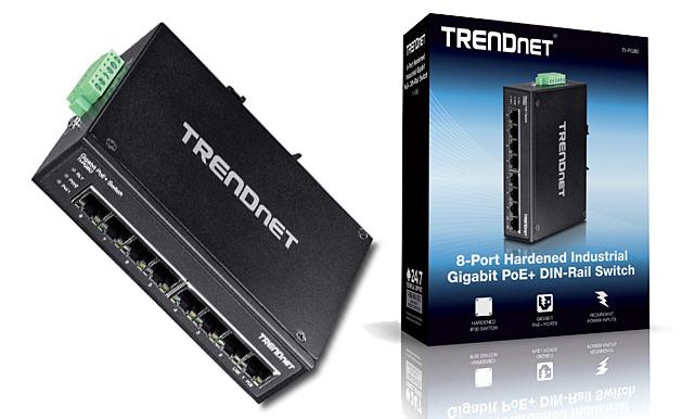 TRENDnet-SW-4