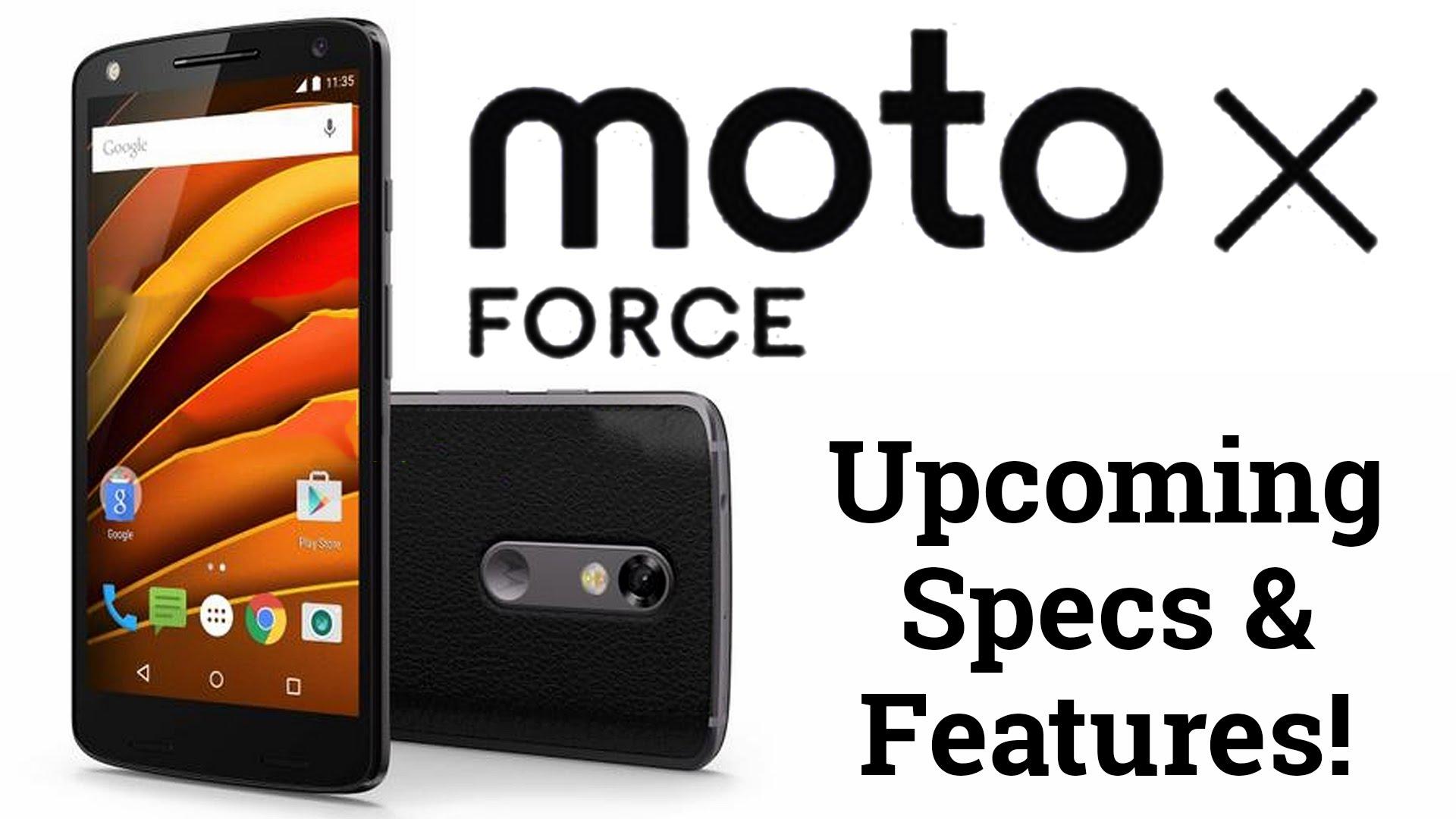 9f16247c24f Moto X Force: un celular irrompible que llega a Colombia