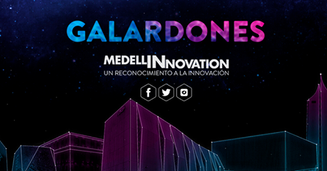 galardones innovación Medellín