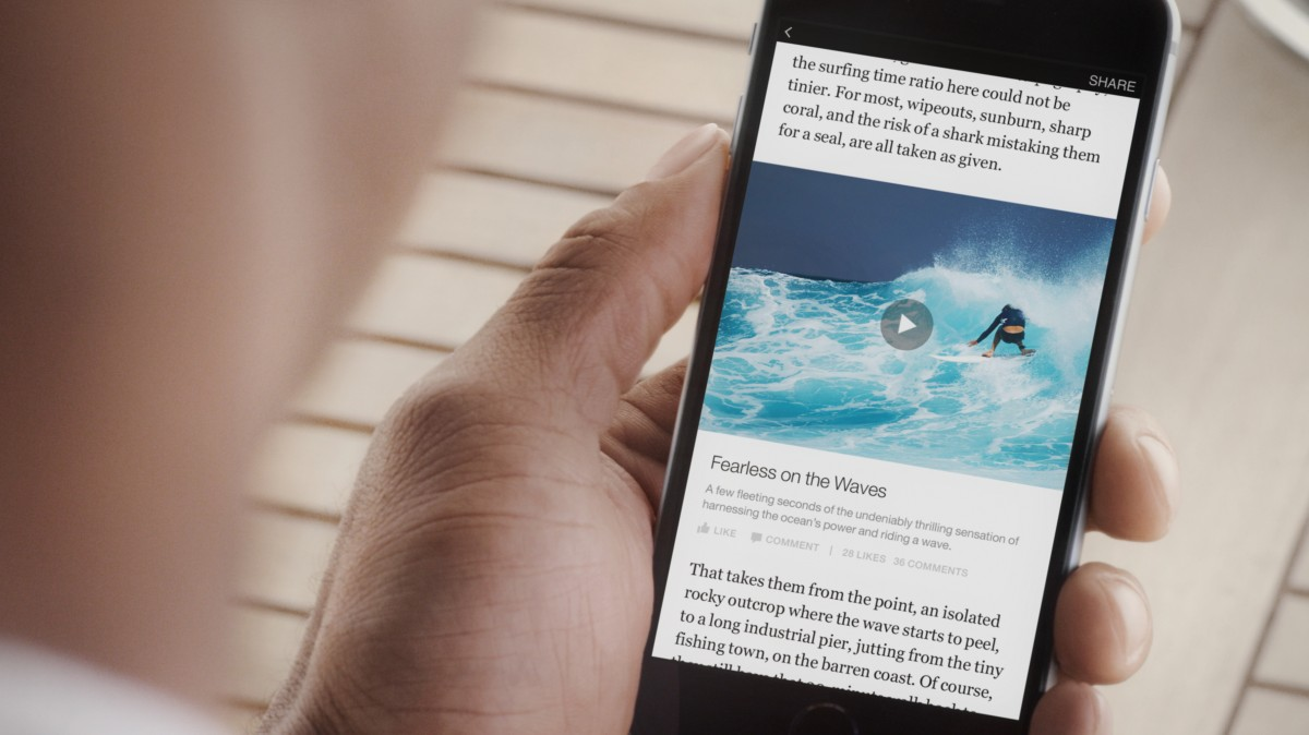 instant articles, Latam, Facebook