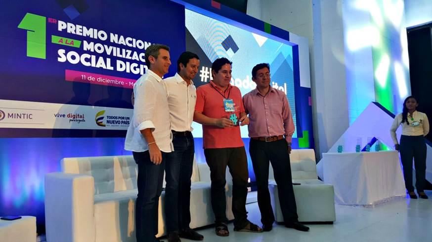 premio movilización social
