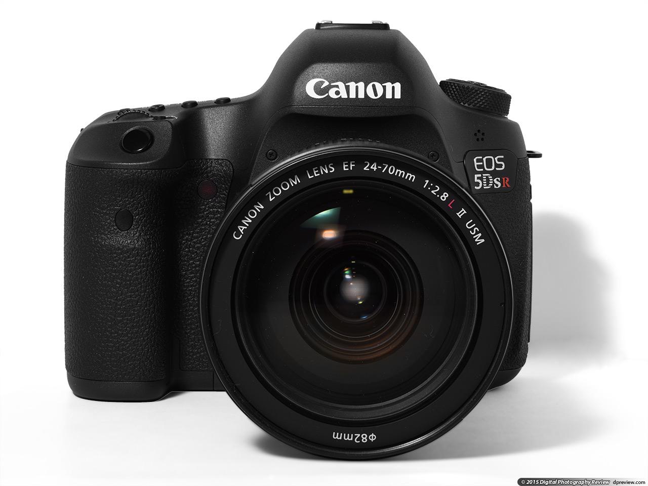 EOS 5DS R  canon