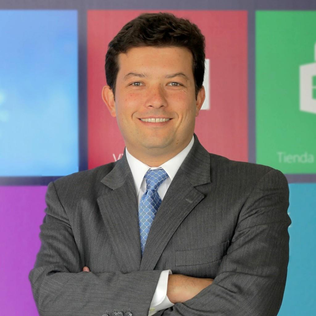 Juan Pablo Consuegra, Director de Mercadeo y Operaciones de Negocio – Microsoft Colombia