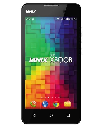 Lanix X500B