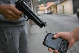 robo robar celular