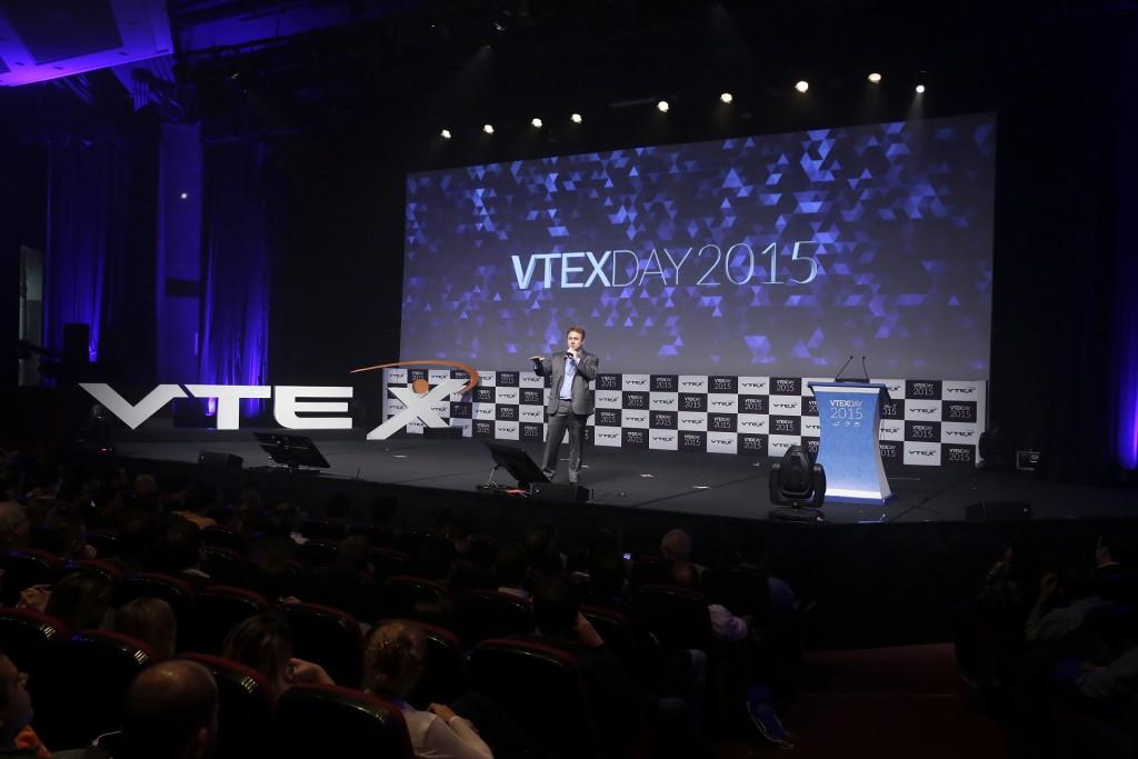 Imagen del Vtex Day en su edición 2015