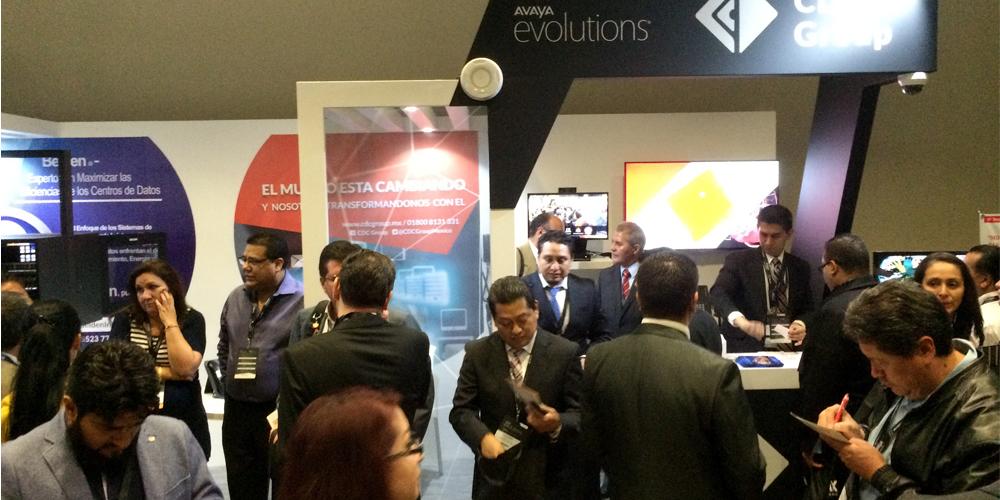 Más de 3 mil personas entre clientes, socios y expertos de la industria de TI.