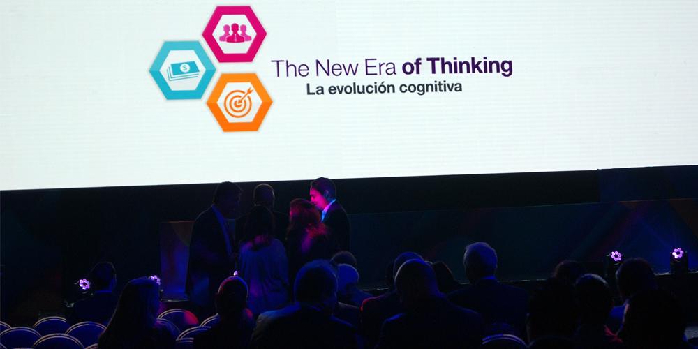 The New Era of Thinking.
