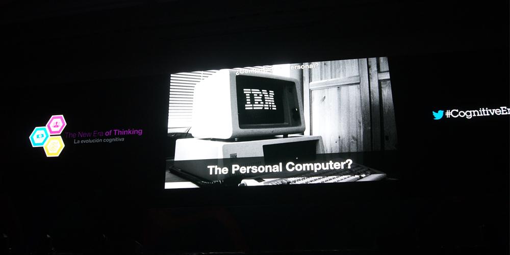 Un recuento de la historia de IBM.