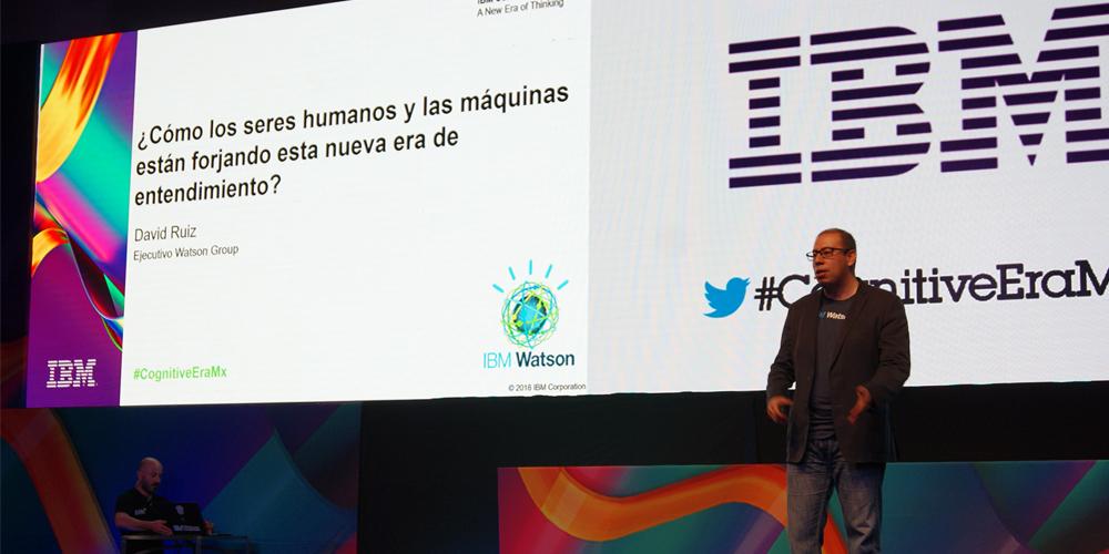David Ruiz explica cómo seres humanos y máquinas forjan la nueva era de entendimiento.