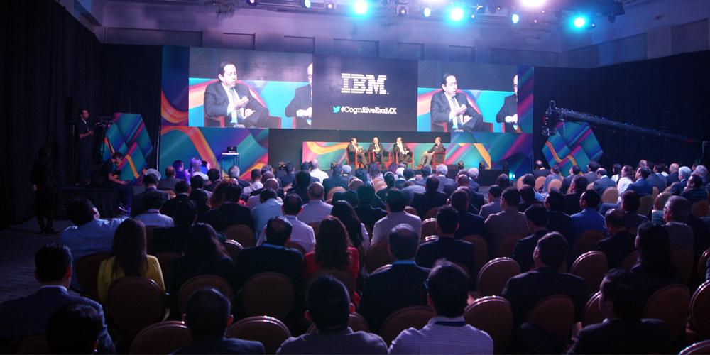 Empresas mexicanas comparten su experiencia en el uso de IBM Watson.