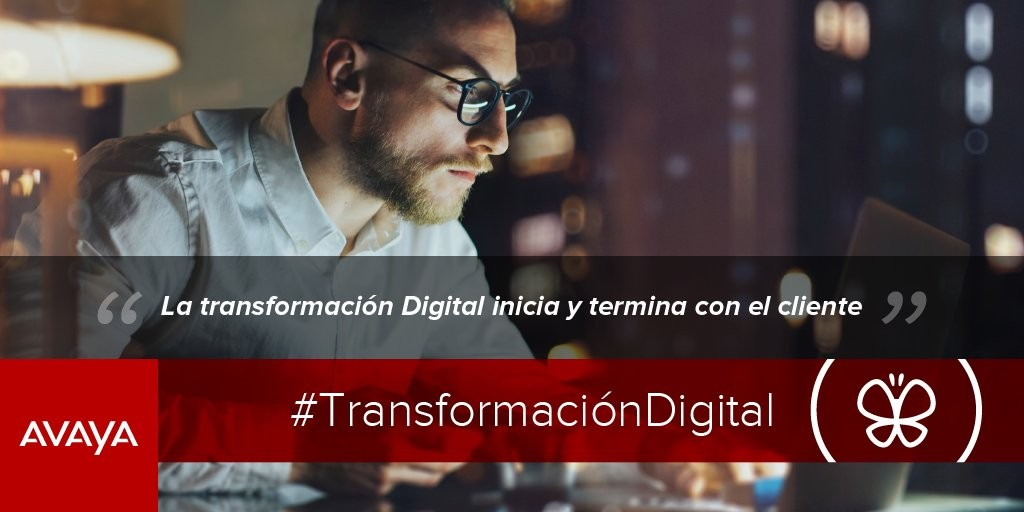 Digital Tramsformation AVAYA