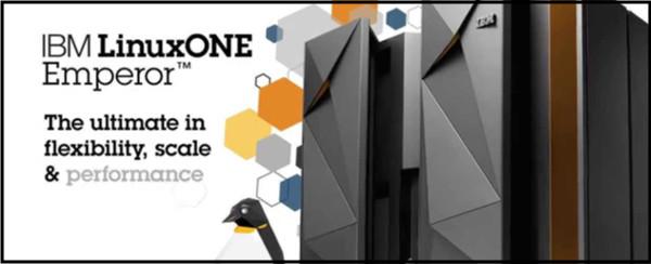 IBM LinuxONE Linux