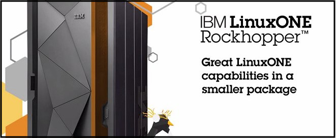 IBM LinuxONE Rockhopper