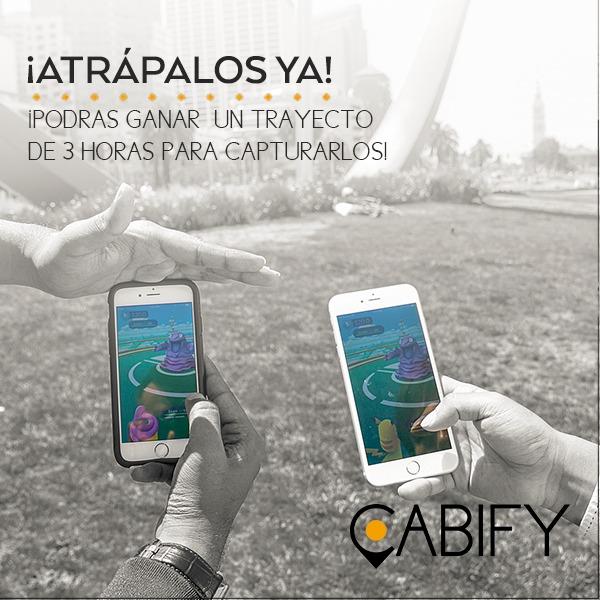 cabify go