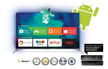Ambilux philips smart tv