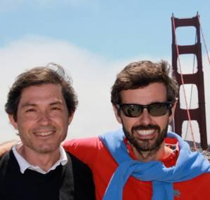 Los creadores de Verbio, empresa que abre sus oficinas en México