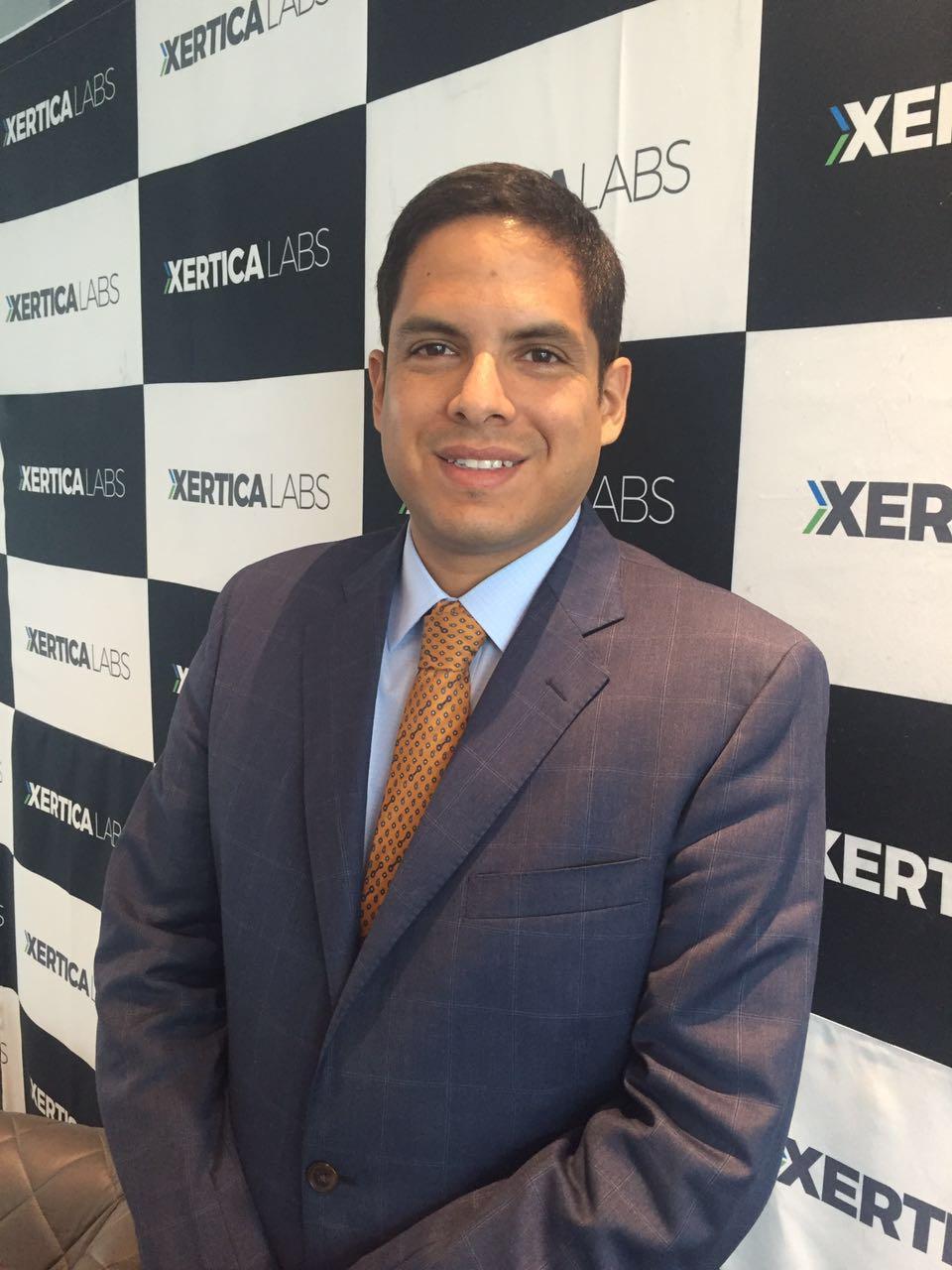 Luis Arbulú, CEO de Xertica Labs