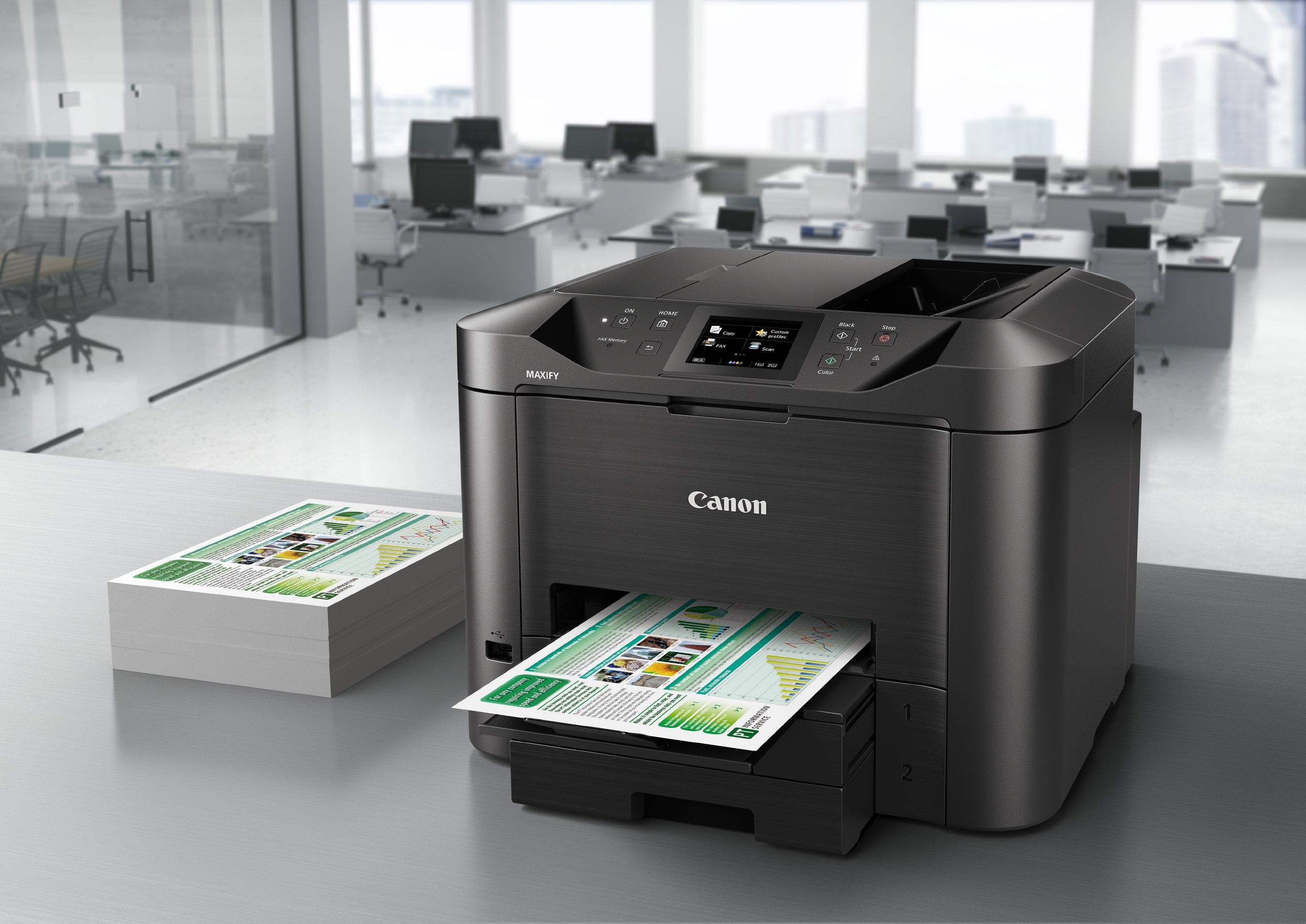maxify canon impresoras