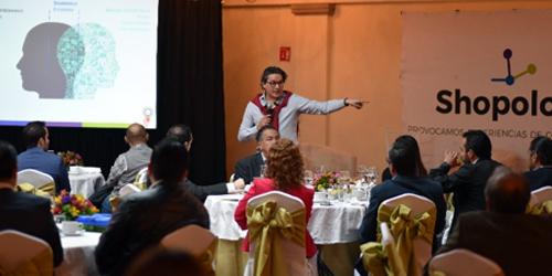 Agustín Mier y Terán, Chief Visionary Officer de Elektia