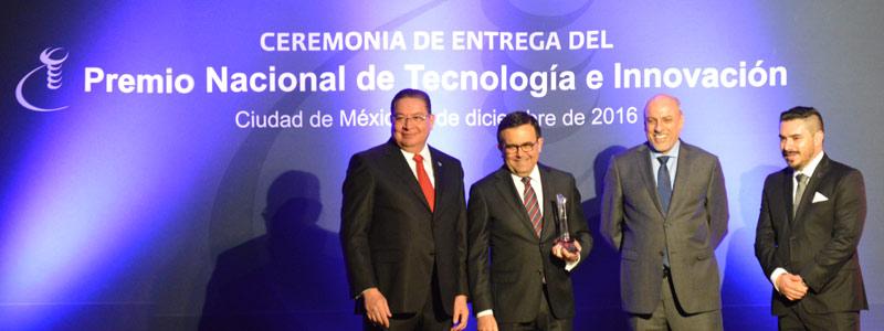 premios innovación Canacintra
