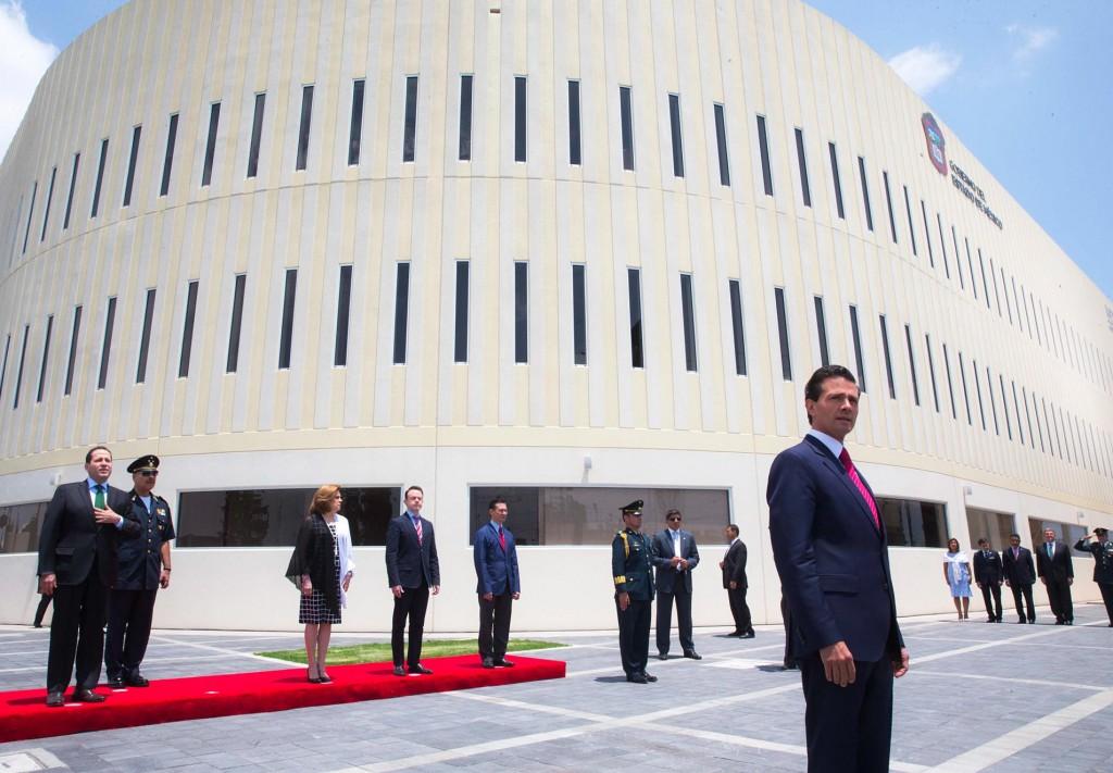 C5: Centro de Control, Comando, Comunicación, Cómputo y Calidad del Estado de México