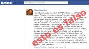 noticias falsas facebook redes sociales bulos