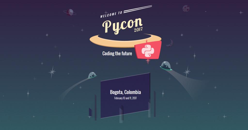 pycon colombia python