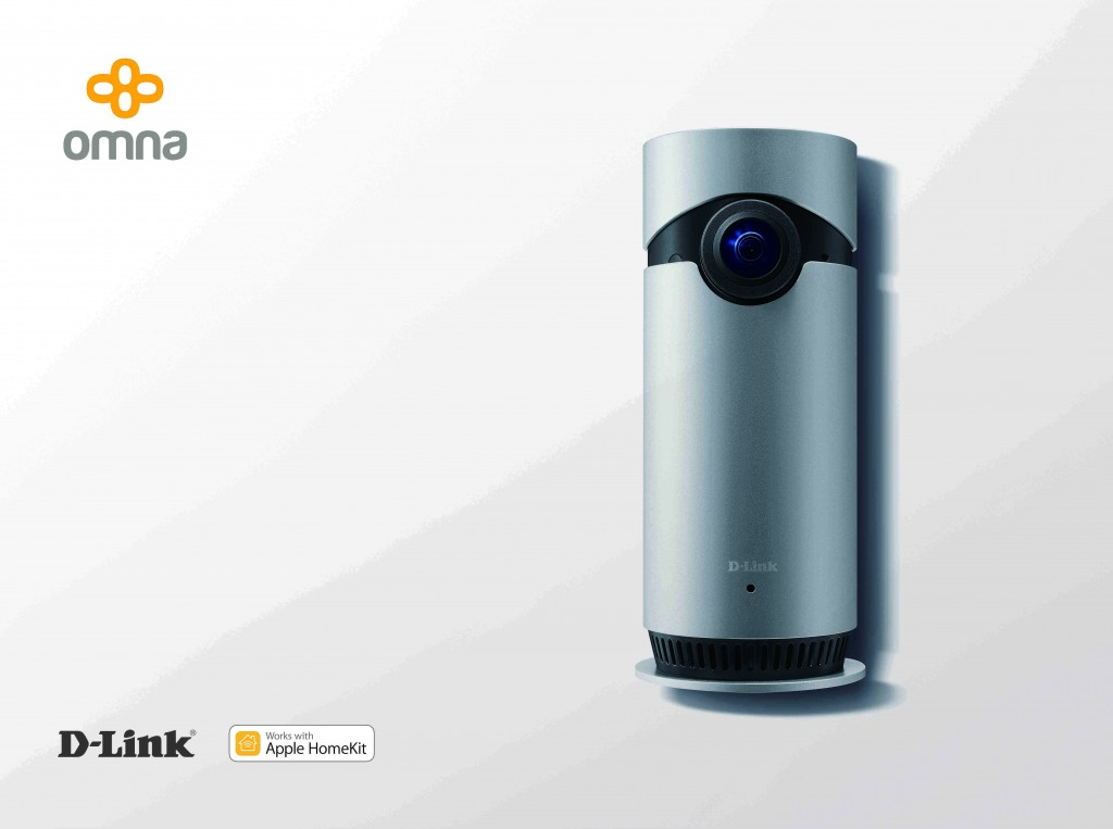 HD Omna 180 applekit d-link