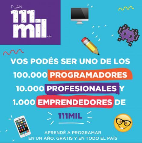 Argentina 111 Mil