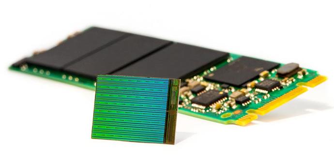 3D NAND (BICS3) de 64 capas