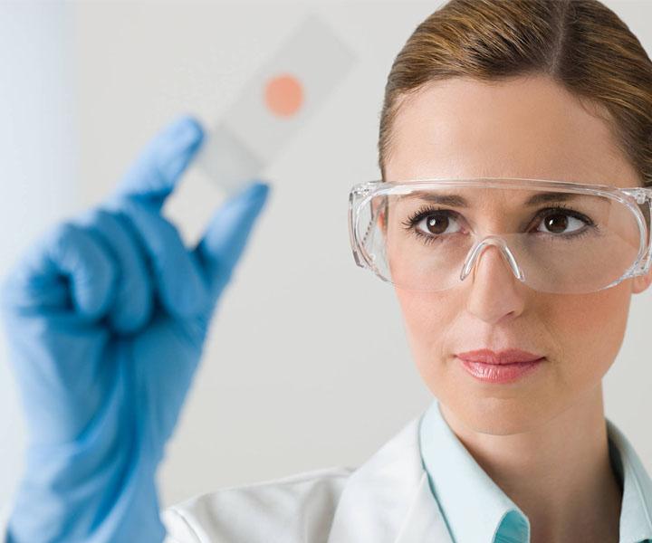 científica mujer ciencia