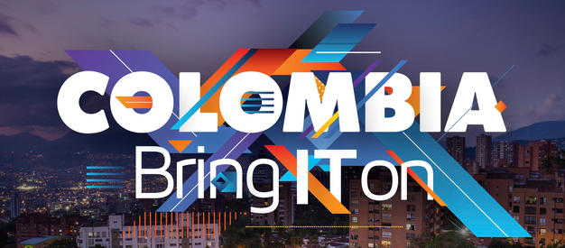 colombia bring it on CeBIT