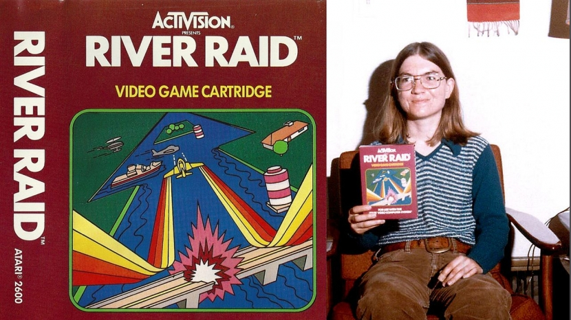 Carol Shaw fue pionera en el mundo del desarrollo de videojuegos
