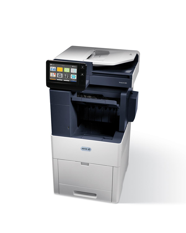 Una de las nuevas impresoras de este lanzamiento: VersaLink C605
