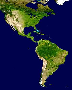 américa mapa americanos