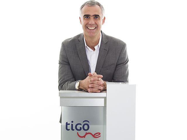 Marcelo Cataldo, presidente de TigoUne