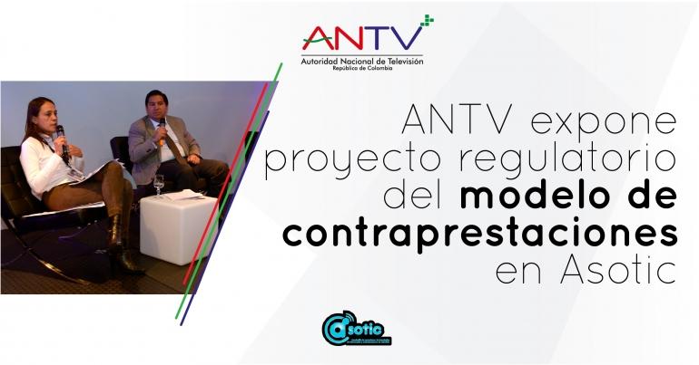 ANTV REGULACIÓN TELEVISIÓN